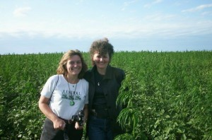 Crop Tour with Agronomist Kerry Geer
